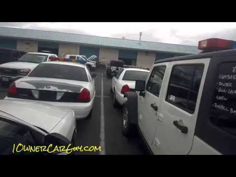 Police Lights Light Bars Destroy Vehicles ~ Mesh K-9 Push Bars Radio Equipment