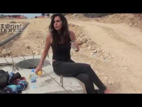Liban : dans les coulisses... du concert de Yasmine Hamdan