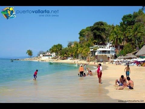 Las Ánimas Beach / Playa Las Ánimas, Cabo Corrientes, Jalisco, México