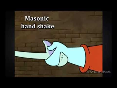 ILLUMINATI IN KIDS TV SHOWS