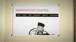 Hairdresser Quotes | Search, Select & Send | Australia Wide
