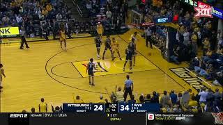 wvu-vs-pittsburgh-men-s-basketball-highlights