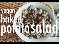 VEGAN BAKED POTATO SALAD   hot for food