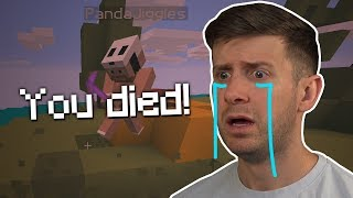 How NOT to play Minecraft Spleef!