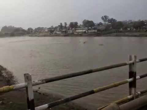 Narmada river and ghat in dindori