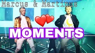 MARCUS & MARTINUS MOMENTS TOUR IN FINLAND