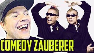 Verrückteste COMEDY ZAUBERER der Welt (Russland, Japan) - Zauberer reagiert