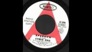 CYRUS ERIE- Sparrow