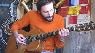Alasdair Roberts - Long lankin - Songs From The Shed Session