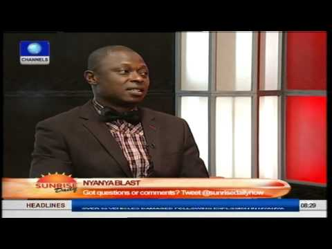 Nyanya Blast: All Security Intelligence Nigeria Needs Are In Newspapers -- Capt. Aliyu. Pt3