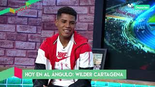 Al Ángulo: Wilder Cartagena habla de su presente en Alianza Lima y la Selección Peruana