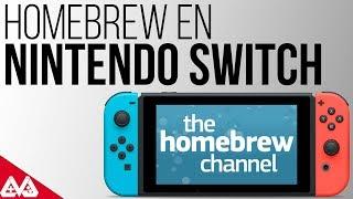 Homebrew en Switch - ¿Culpa de Nintendo?
