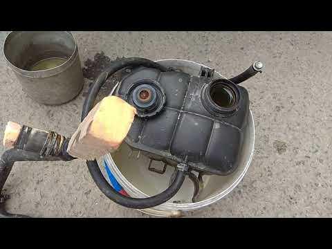 #carcityавто Как Промыть Радиатор Печки без снятия. Будет Жара . Mercedes W203 W211 CDI   Кочегар ®️