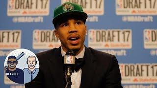 Jayson Tatum Says Celtics Would