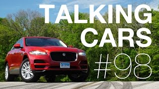 Talking Cars with Consumer Reports #98: Buick Envision and Jaguar F-Pace