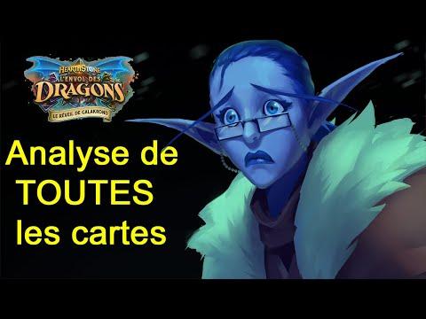 Réveil De Galakrond : On Analyse TOUTES Les Cartes De L'aventure !