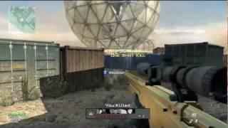 MW3 Quick Scoping Tutorial: How to Quickscope in Modern Warfare 3