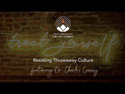 Resisting Throwaway Culture