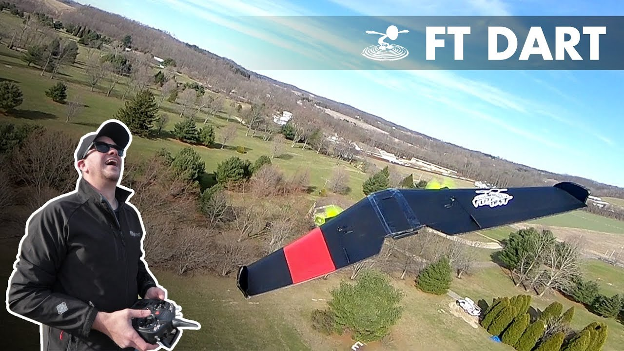 FT Dart - Build and Review! | Flite Test