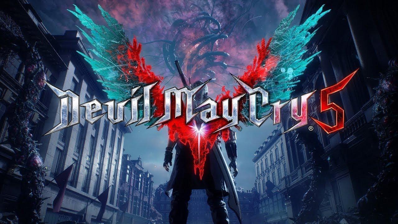 Devil May Cry 5 - Devil Trigger (Ali Edwards) Full NONSTOP 1 Hour Extended
