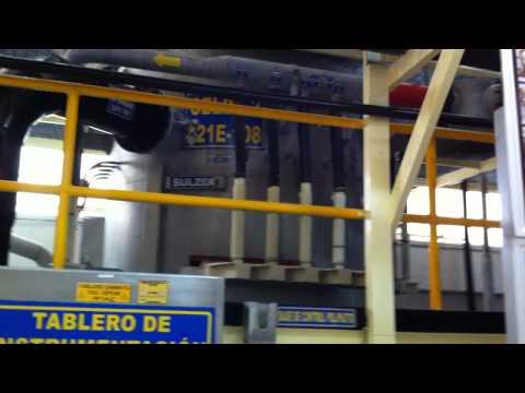 Voith Sulzer CFT3C-FF Deinking Flotation System