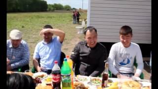 Кыргыз айылындагы биринчи уй тойу 20 05 2017