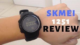 Skmei 1251 Review: best Men sports watch