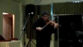 """""""Preludio Humanidad""""/Luis Acosta (Violin Solista y Compositor)"""