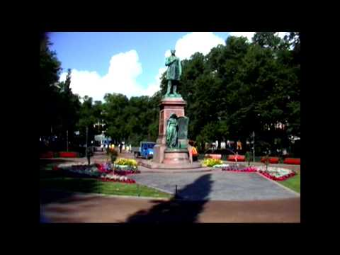 Sightseeing Around Helsinki - Helsinki, Finland 2001 07 13