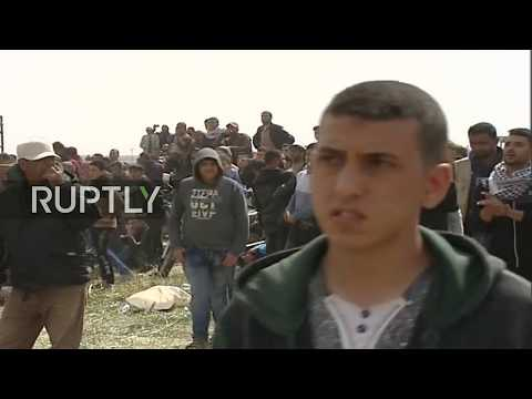 Live: 'March of Return' continues in Gaza Strip