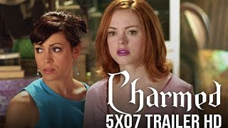"Charmed: 5x07 ""Sympathy for the demon"" WB Trailer: Old Project"