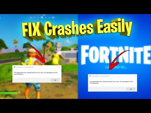 How To Fix Fortnite Crashes In Fortnite Chapter 2! (Best Fix For Game Freezing & Not Starting)