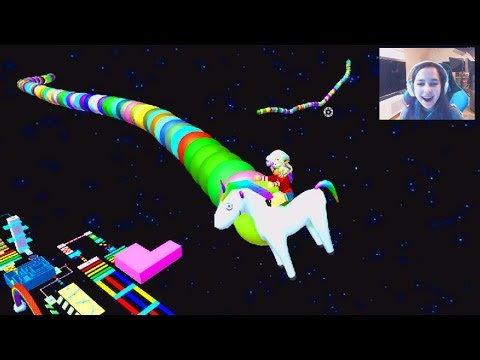 ROBLOX UNICORN OBBY | RADIOJH GAMES & MICROGUARDIAN | With FaceCam