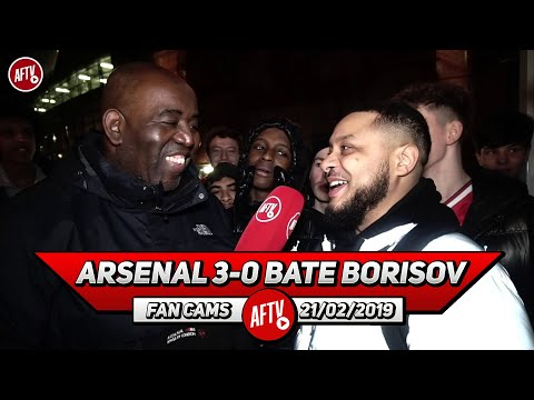 Arsenal 3-0 BATE Borisov | Xhaka Did His Thing Today!! (Troopz)