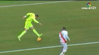 Resumen de Rayo Vallecano vs UD Almería (1-0)