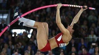 Women's Pole Vault 2016