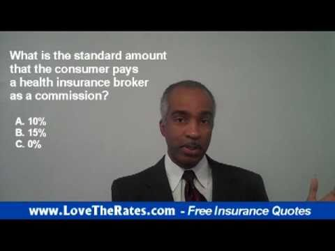How Much Do Health Insurance Brokers Make Money - Tricky Insurance Question 3