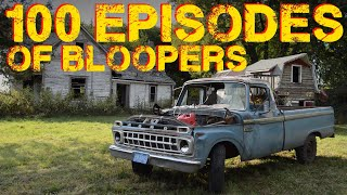 Junkyard Digs the Movie - 4 Years of Bloopers, Highlights, and Outtakes