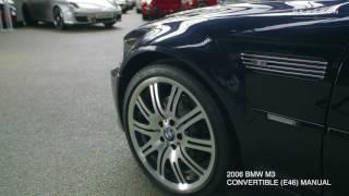 BMW M3 CONVERTIBLE - HEXAGON MODERN CLASSICS