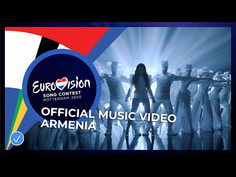 Athena Manoukian - Chains On You - Armenia 🇦🇲 - Official Music Video - Eurovision 2020