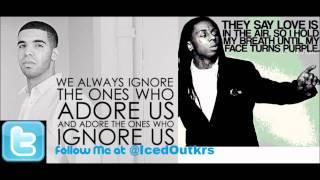 Drake Ft Lil Wayne HYFR Clean [Take Care]