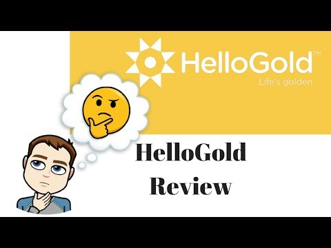 HelloGold (HGT) AltCoin Review CryptoCurrency