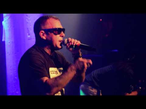 Swollen Members Live at Santos Party House NYC