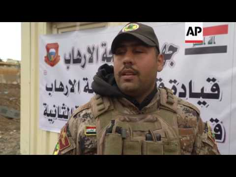 Iraqis react to Trump immigration policy