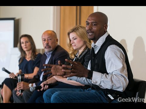 GeekWire Summit: Diversity & Inclusion Panel