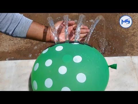 क्या शानदार चीज है - Create PERFECT Laminar Flow With Balloon