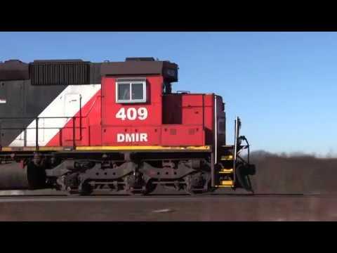 Twin Ports Rail Action: DM&IR, BNSF Rapids Turn, NSM