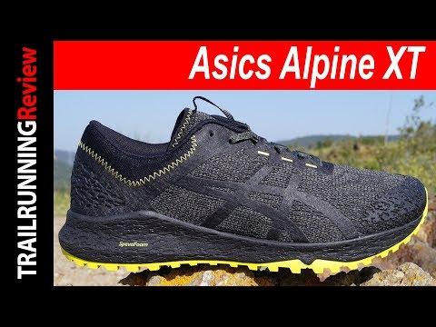 asics alpine xt dames