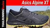 huella dactilar Albany Punto muerto  Asics Alpine XT | Wiggle - YouTube
