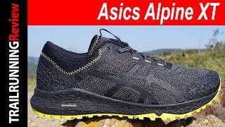 Asics Alpine XT Review - El nuevo estilo de Asics
